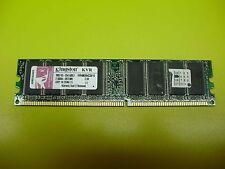 Kingston KVR400X64C3A/1G 1GB 184PIN DIMM DESKTOP Memory Ram DDR 2.6V