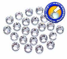200 Swarovski® Kristalle 2058, Crystal SS7 (2,2 mm), KEIN Hotfix (Strass-Steine)