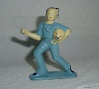 "VINTAGE LEAD TOMMY TOY ""Tom Tom, The Piper's Son In Blue"" TT19 EX COND F/S Lot B"