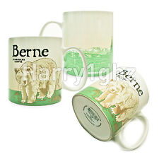 ▓#▓ Starbucks City Mug Icon Tasse * BERNE * Switzerland NEW with SKU 16oz ▓#▓