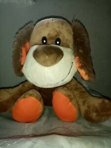 """Card Factory Pooch Pals Dog Soft Toy Approx 15"""""""