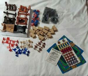 1983 Crossbows and Catapults Game Lakeside Excellent Condition! 100% Complete!