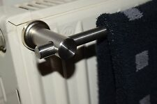 Handtuchstange Halter 40Cm Edelstahl Magnet Heizkörper Heizung Wäschetrockner