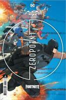 Batman Fortnite Zero Point #4 Main cvr 1st Print w/code sealed PRESALE 6/1/2021