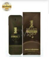 1 Million Prive By Paco Rabanne Eau De Parfum Natural Spray 3.4 Oz New And...