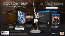 Soul Calibur VI: Collector's Edition (Sony PlayStation 4, 2018)