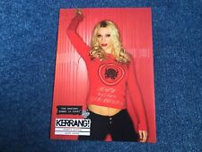 Angela Gossow Poster  - Kerrang! - Arch Enemy