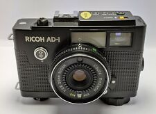 RARE RICOH AD-1 Point & Shoot Film Camera 35mm/2.8 In Great Condition Japan 2001
