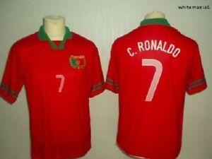 Portugal Ronaldo Fan Shirt alle Groessen Kinder und Erwachsenen Trikot Größen