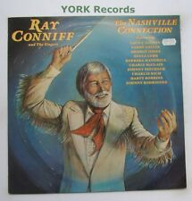 RAY CONNIFF SINGERS - The Nashville Connection - Ex Con LP Record CBS 8587