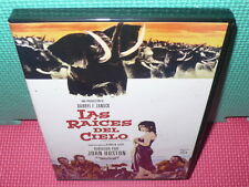 LAS RAICES DEL CIELO - JOHN HUSTON - dvd