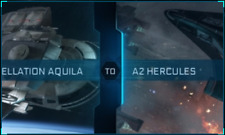 Star Citizen - Constellation Aquila to A2 Hercules CCU (Ship Upgrade)