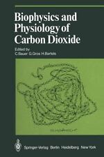 Biophysics and Physiology of Carbon Dioxide : Symposium Held at the...