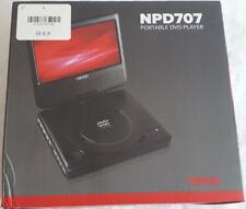tragbarer DVD-player 7 Zoll NEU