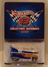 Hot Wheels 13th Nationals/Convention Volkswagen Drag Bus VW SECURITY 3000 Made