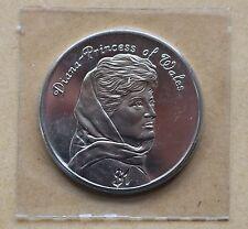 Niue 1998 $1 Diana Princesa de Gales moneda universal