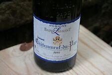Chateauneuf du pape blanc 2010 Domaine Saint Laurent