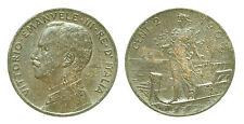pci0209) Regno Vittorio Emanuele III cent 2 Prora 1908