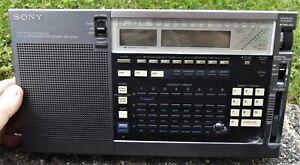 Lot 18: Sony Model ICF-2010 Air/FM/LW/MW/SW/PLL Synthesized Receiver