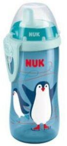 NUK Kiddy Cup 12+ Months Blue Penguin