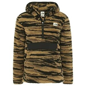 New Mens The North Face Campshire Sherpa Fleece Hoodie Hooded Jacket Coat