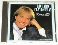 Romantic, Richard Clayderman, Audio CD, Good, FREE & FAST Delivery