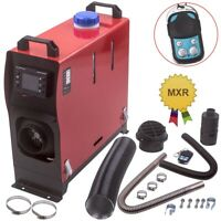 5000W Air diesel Heater LCD Remote 2KW-5KW 12V For Lorry MotorHomes Car Boat SUV