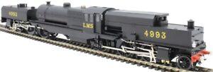 Heljan 266213, 00 Gauge, Beyer Garratt 2-6-0 0-6-2 4993 in LMS pristine black