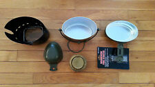 Swedish Military Army Trangia Mess Kit Stove Aluminum