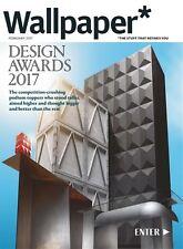 Wallpaper Magazine 215 Feb 2017 Design Awards 2017 Shamelot Trump Towers Cosmic