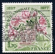 STAMP / TIMBRE FRANCE OBLITERE N° 1930  HORTICULTURE