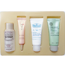 THE FACE SHOP BEST Skincare Kit The Therapy Yehwadam Dr. Belmeur Chia Seed 4 pcs