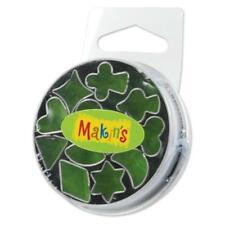Makin's Clay & Sugarcraft Cutters Set - 12pcs Mini Mini Geo
