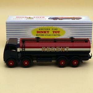Atlas Dinky Toys 942 Foden 14-Ton Tanker - Regent DIECAST Model Mint/boxed