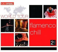 World Tour: flamenco chill (2008) PATA NEGRA, Tomatito, Mayte Martin, [CD DOPPIO]