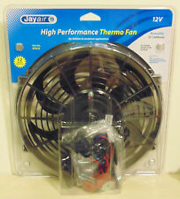 """Jayair 12"""" Reversible Cooling / Thermo Fan suit Nissan Toyota Ford Mazda Holden"""