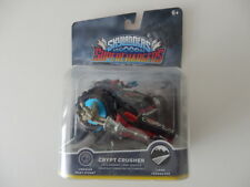 NEW XBOX GENUINE ACTIVISION SKYLANDERS SUPERCHARGERS CRYPT CRUSHER FIGURE