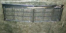 Radiator Grill 1980 1981 1982 Mercury Grand Marquis/Colony Park 80 81 82 Ford OE