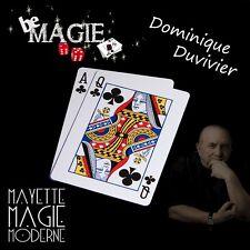 DUVIVIER - Transformations - Tour de Magie - Bicycle
