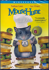 MOUSE HUNT (DVD, 1998) NEW
