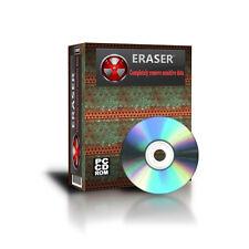 Wiper, Erazer, Shredder tool for your sensitives files on Hard drive Windows PC