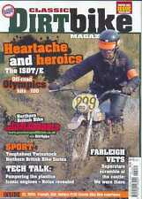 CLASSIC DIRT BIKE-No.29-(NEW COPY) *Post included to UK/Europe/USA/Canada