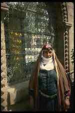 189041 Woman At The Shrine Of Abrahams Birth Urfa Turkey A4 Photo Print