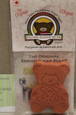 Brown Sugar Bear Original Brown Sugar Saver and Softener Terracotta