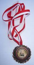 29. Rahlstedter Wandselauf Hamburg 2014 Medaille am Band NEU (A57v)
