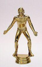 15 Ringen Figuren 3D mit Marmor #2  (Pokale Kampfsport Medaillen Wettkampf)