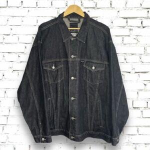 Vintage Millennium Sean John Denim Jacket XXL