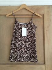 Zara Leopard Tops & Shirts for Women