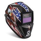 Miller Liberty Classic Auto Darkening Welding Helmet w/Clearlight Lens (287820)