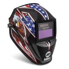 Miller Liberty Classic Auto Darkening Welding Helmet Withclearlight Lens 287820